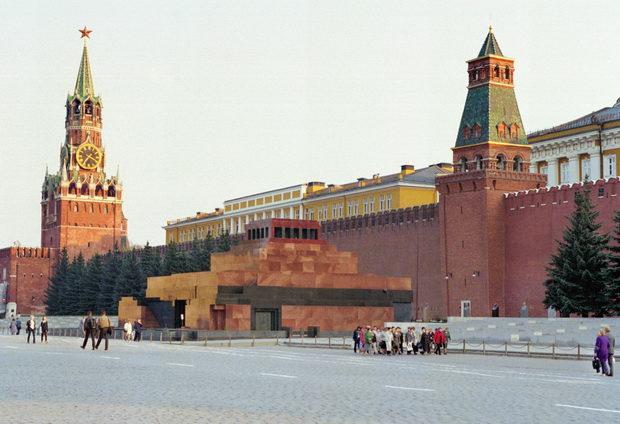 Третий Мавзолей — официальная визитная карточка СССР.