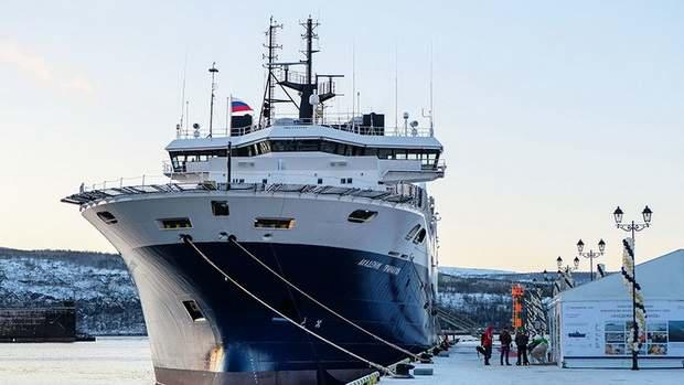 МИД РФ: Эстония отказывается пропускать российские корабли и самолеты