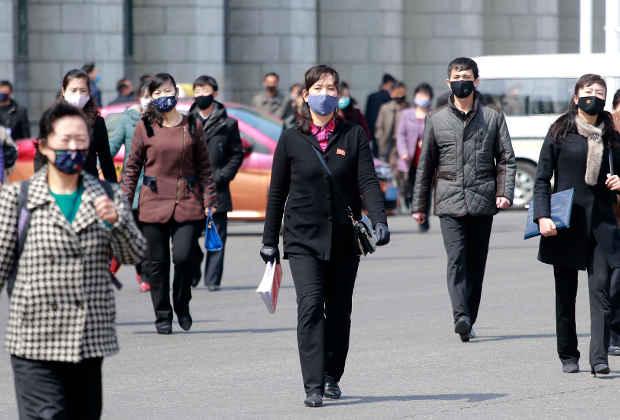 Северная Корея получит около 1,7 млн бесплатных доз вакцины от коронавируса