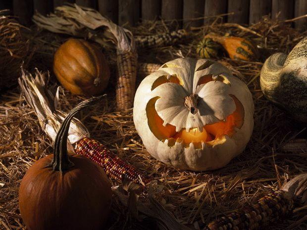 Истоки Хеллоуина