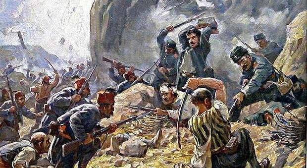 Россия воевала с Османской империей
