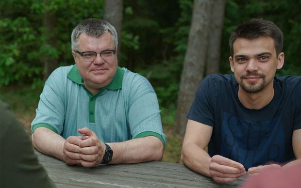бабарико и сын