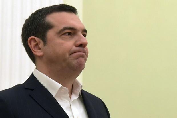 Поражение партии Ципраса на выборах в Европарламент