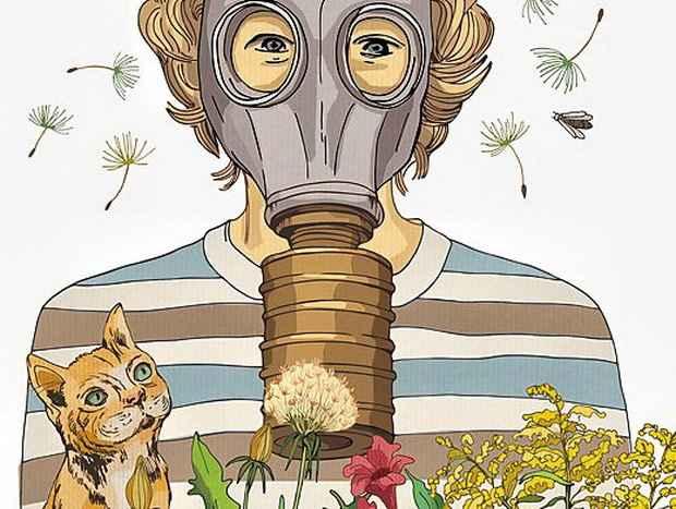 Россиян накрыла рекордная аллергия