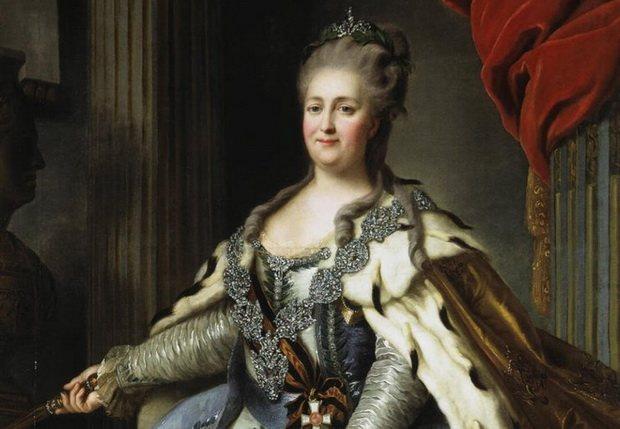 По преданию в 1747 г. за