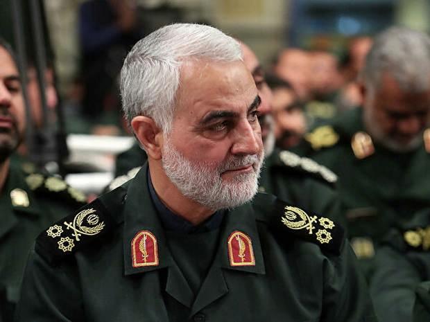 Иран напомнил, что еще не отомстил США за убийство Сулеймани