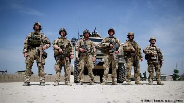 Бундесвер уйдет из Афганистана вслед за США
