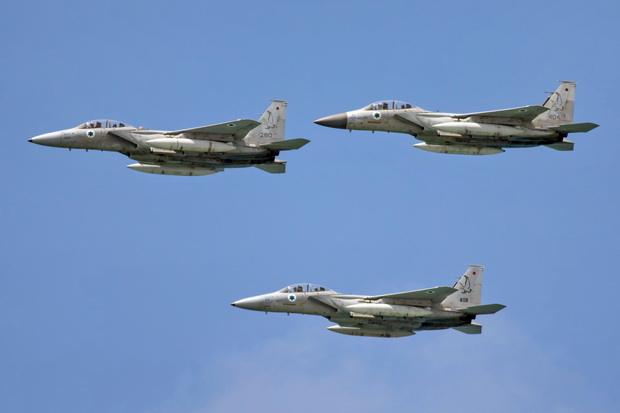 Авиация Израиля нанесла удар по подземным объектам ХАМАС