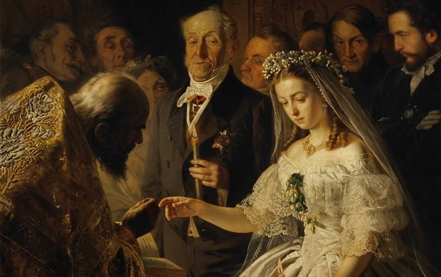 Удачно выйти замуж девушки мечтали во все времена и продолжают это делать и сегодня.