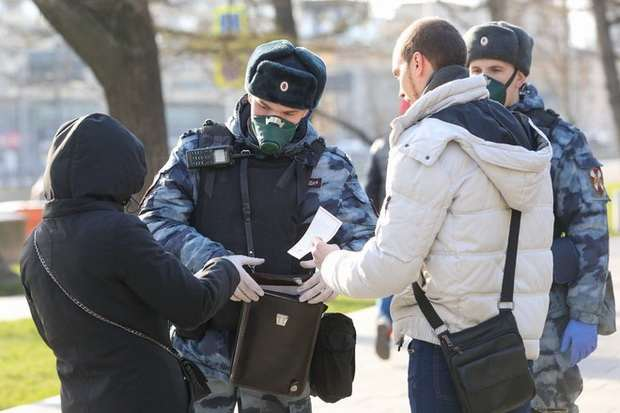 Пропуска на поездки по Москве станут обязательными с 15 апреля