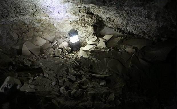 Кумранские рукописи: в окрестностях мертвого моря найдена еще одна пещера