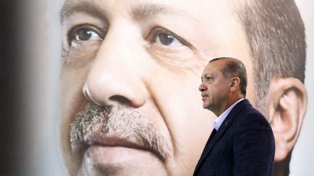 Эрдоган заклеймил Израиль «террористическим государством»