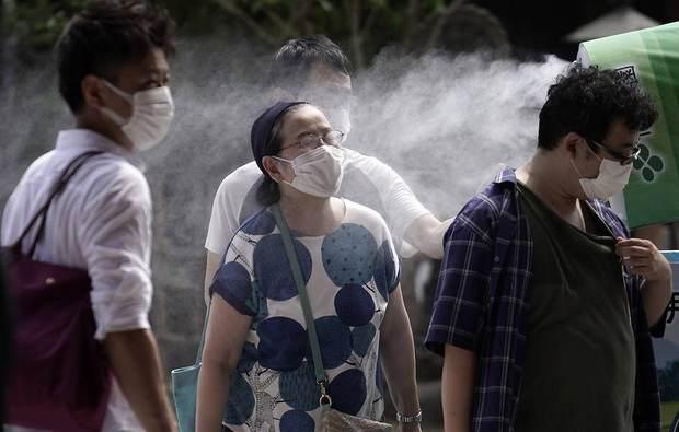 В Японии ожидают третью и четвертую волны коронавируса