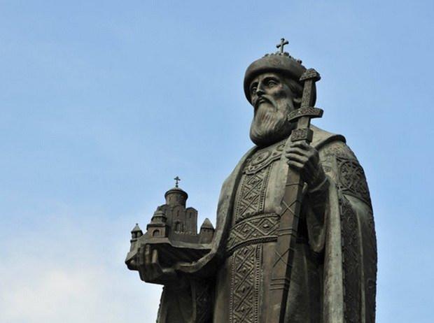 В эти непростые времена и возникло Московское княжество, истинным основателем которого был младший сын Александра Невского — Даниил