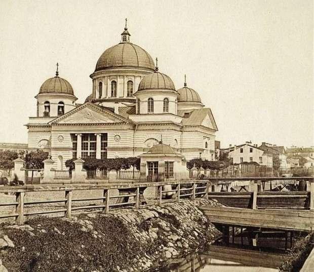 Судьба Лиговского канала и застройка района современными зданиями
