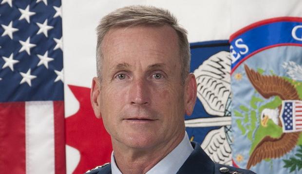 """Отвечая на вопросы членов парламента, О'Шонесси подтвердил, что командование так считает """"в свете имеющихся сегодня угроз""""."""