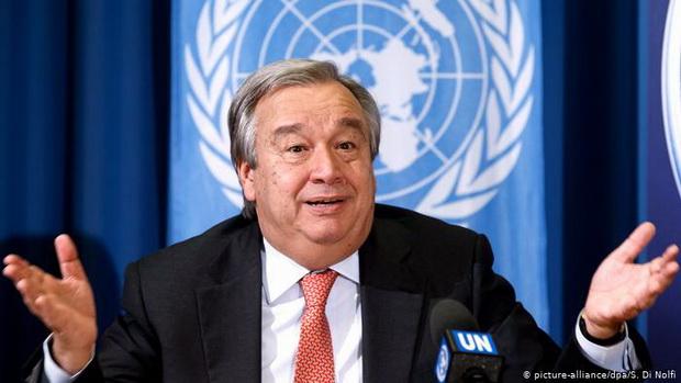 Генеральный секретарь ООН Антониу Гутерриш также выступил с заявлением о несвоевременности такого шага.