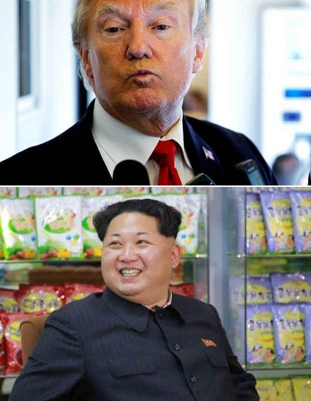 Трамп рассказал о потенциальной дружбе с Ким Чен Ыном: Я бы никогда не назвал его толстым и низеньким