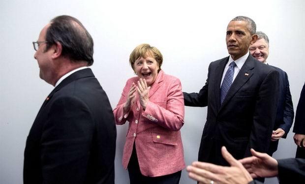 Фотограф Обамы опубликовал архив лучших снимков 2016 года (фото)