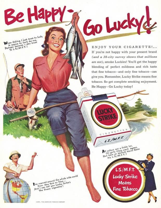 Lucky Strike2