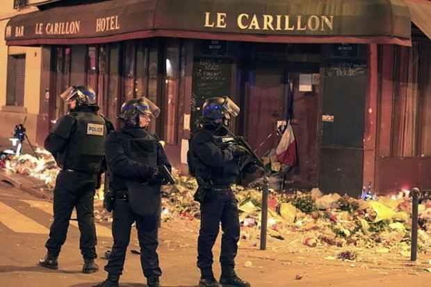 Французская полиция предупреждает: Европу ждут теракты на железных дорогах, лесные пожары и отравленные продукты