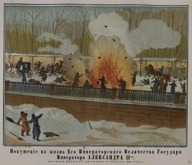 Ранним утром 3 апреля 1881 года пятерых арестантов Дома предварительного заключения разбудили после неспокойной ночи.