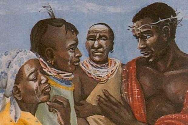 Он также поделился своими «любимыми изображениями» темнокожего Христа и призвал подписчиков опубликовать свои.