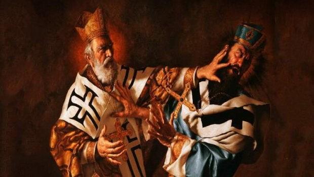 Возникшее в I веке нашей эры, христианство за несколько столетий из маргинальной иудейской секты смогло превратиться в государственную религию Римской Империи.
