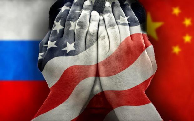 У США нет союзников, чтобы противостоять союзу Россия-Китай