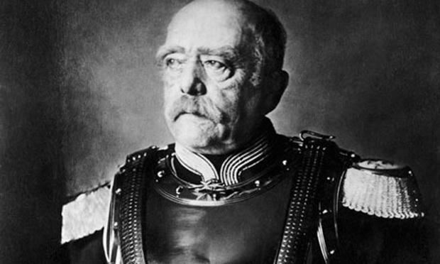 Первый канцлер германской империи Отто фон Бисмарк довольно скептически относился к колониальной авантюре.