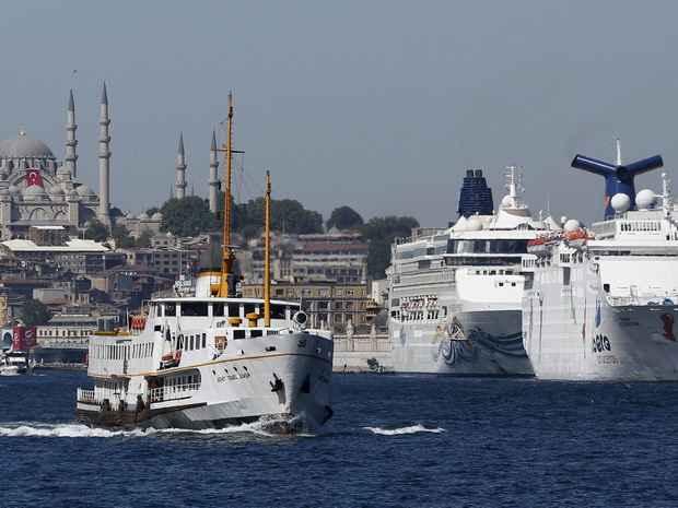 Эрдоган назвал сроки начала строительства канала «Стамбул» в обход Босфора