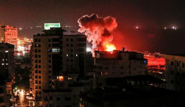 Палестинское движение ХАМАС в ночь на 16 мая предприняло обстрел Израиля, сообщила пресс-служба израильской армии.