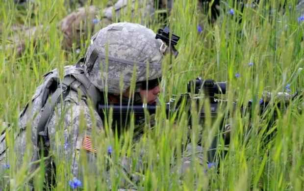 Наблюдая за Россией, США приступают к более масштабным военным учениям