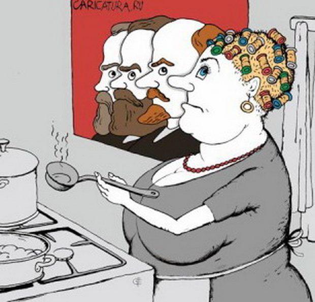 Каждая кухарка должна уметь управлять государством