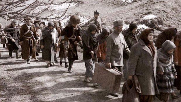 Депортация народов - одна из самых печальных страниц советской истории