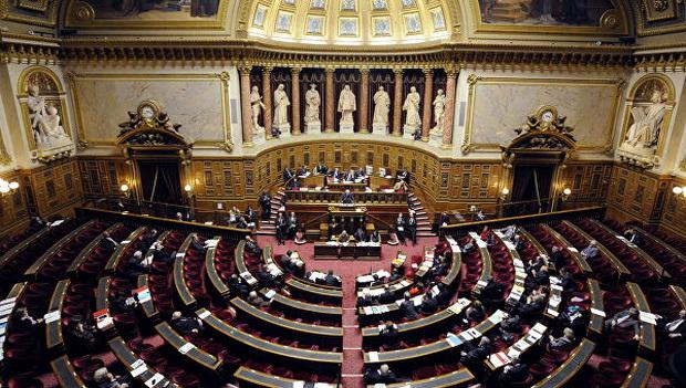 франция-сенат