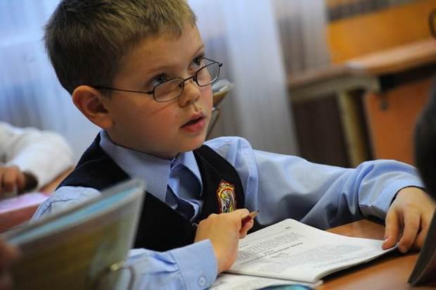 В Госдуме предложили не ставить оценки в начальных классах