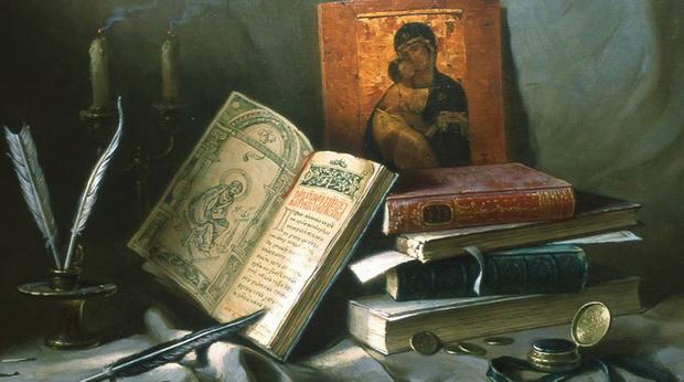 Когда мы говорим о чтении духовной литературы, то начинать надо с привычки к чтению вообще.