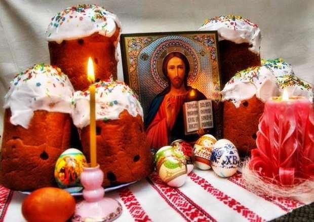 Христос Воскресе! С праздником Светлой Пасхи!