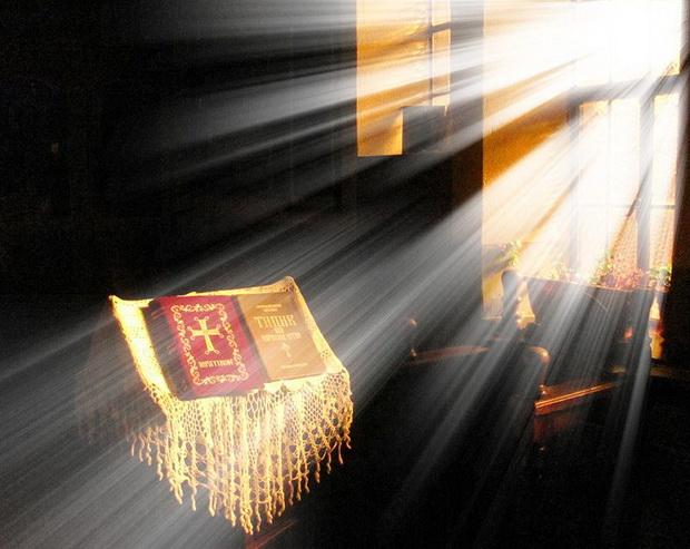 молитва_церковь