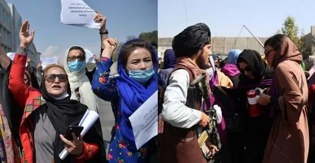 В Кабуле талибы разогнали митингующих за свои права женщин, применив слезоточивый газ