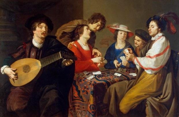Развлечения эпохи Нового времени не сильно отличались от досуга Средневековья и Ренессанса, но некоторые причудливые новшества тогда всё-таки появились.