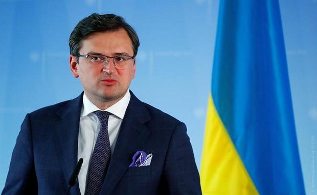 Глава МИД Украины назвал «бредом» слова Лаврова об украинских боевиках в Беларуси
