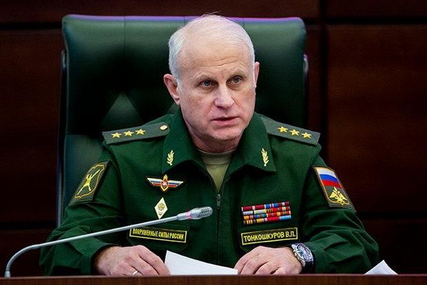 Генерал-полковник Василий Тонкошкуров