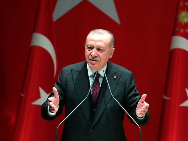 Эрдоган пообещал провести новую военную операцию в Сирии