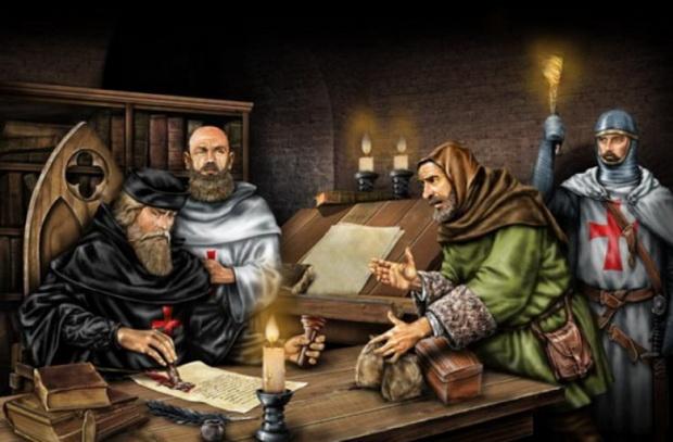 Если житель средневековой Европы грезил сокровищами, безусловно, наибольший интерес для него представляли крепости тамплиеров.