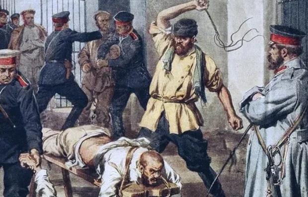 Важную роль в истории отмены экзекуций в Российской империи мог сыграть «Наказ» «просвещённой правительницы» Екатерины Великой.