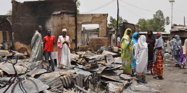 Нигерия: боевики Боко Харам громят города и убивают христиан