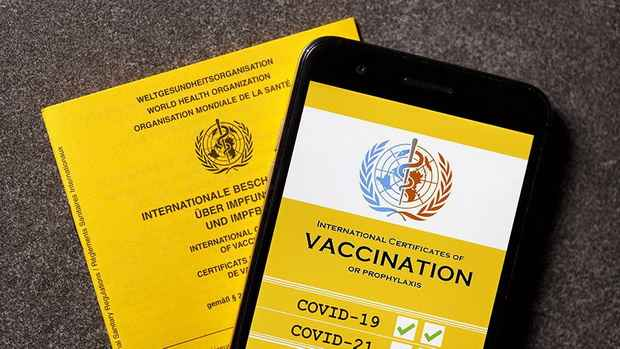 Еврокомиссия представила свой проект COVID-паспортов