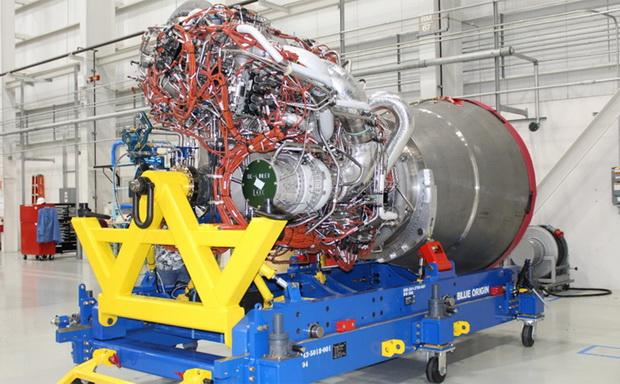 Двигателями BE-4 планируется оснащать ракеты-носители большой грузоподъемности Vulcan - преемников ракеты-носителя Atlas-5, на которых использовались российские РД-180